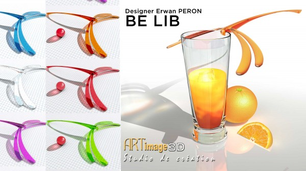 be lib AI3D